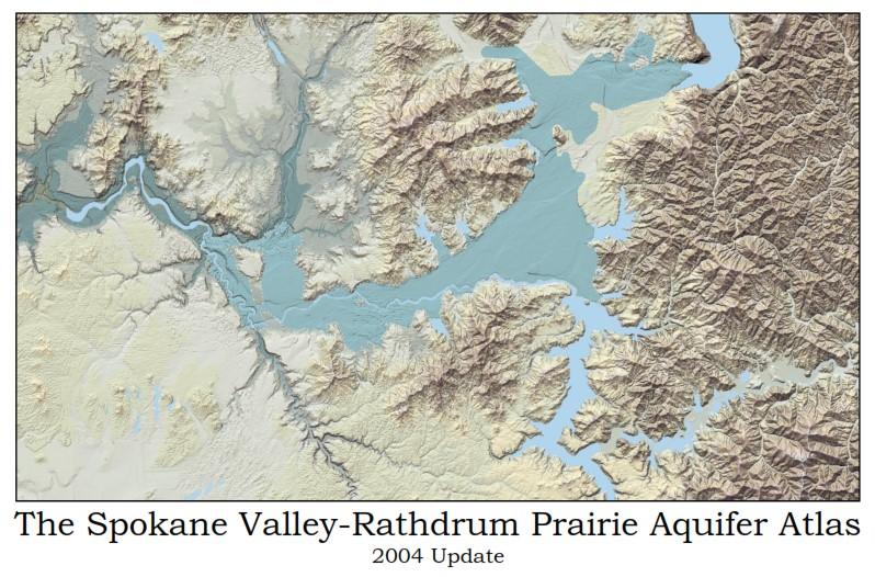 Spokane Valley Rathdrum Prairie Aquifer The Idaho Washington